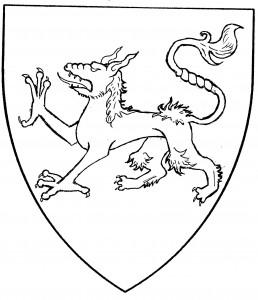 Alphyn passant (Period)