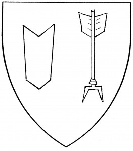 Arrow notch (currently Acceptable); forked arrow (Period)