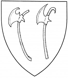 Danish axe (Period); Lochaber axe (Acceptable)