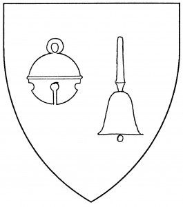 Hawk's bell (Period); hand bell (Accepted)