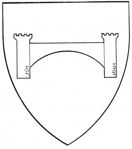Twin-towered bridge of a single arch (Accepted)
