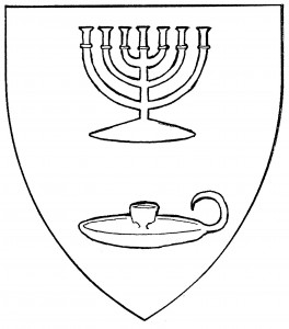 Menorah (Accepted); flat candlestick (Accepted)