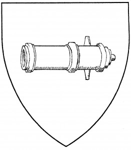 Cannon barrel (Period)