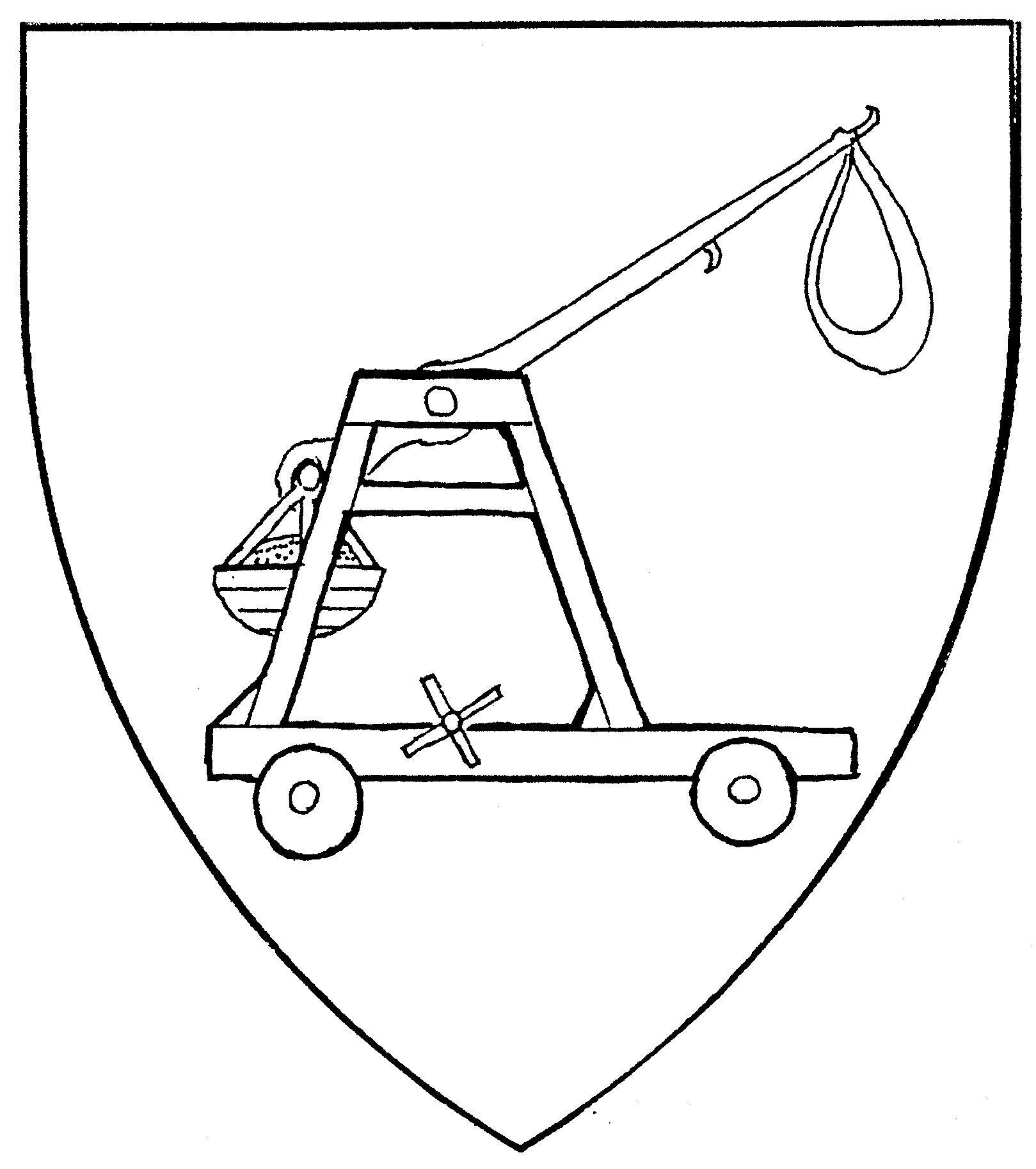 Catapult Coloring Page Sketch Templates additionally Effect Of Trebuchet Arm Length Or Counterweight Mass On Projectile Distance likewise Trebuchet Drawing in addition Renovation And Repurposing Oud Wezenhuis To Social House Waw Architects together with Ballista Blueprints. on trebuchet sketch