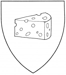 Wedge of cheese (Accepted)