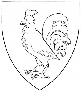 Dunghill cock (Period)