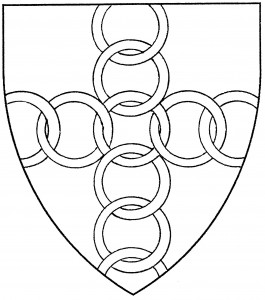 Cross of annulets braced (Accepted)