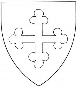 Cross bottony (Period)