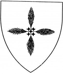 Cross of four ermine spots (Period)