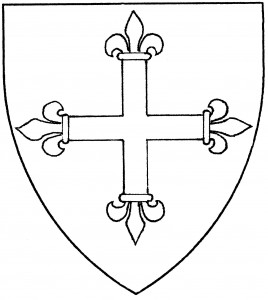 Cross floretty (Period)