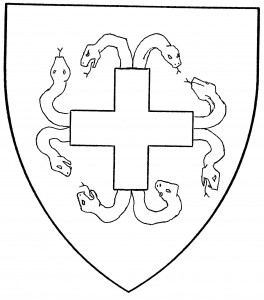 Cross gringoly (Period)