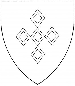 Cross of five mascles (Accepted)