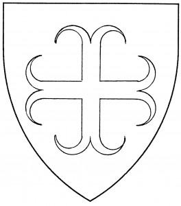 Cross moline (Period)
