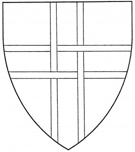 Cross parted and fretted (Period)