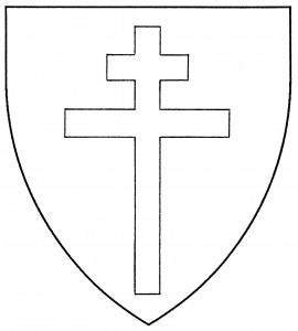 Patriarchal cross (Period)