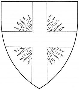 Cross rayonnant (Period)
