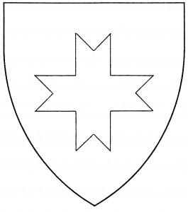 Cross swallowtailed (Period)