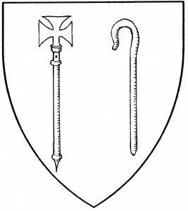 Archepiscopal staff (Period), shepherd's crook (Period)