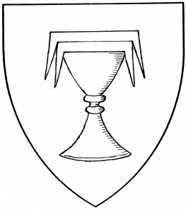 Covered cup (Continental) (Period)