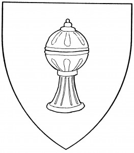 Covered cup (British) (Period)