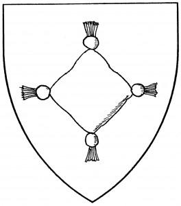 Cushion lozengewise (Period)