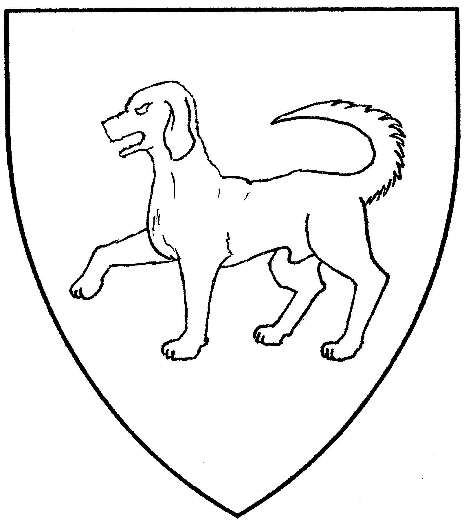 How to breed heraldic dragon - Dog