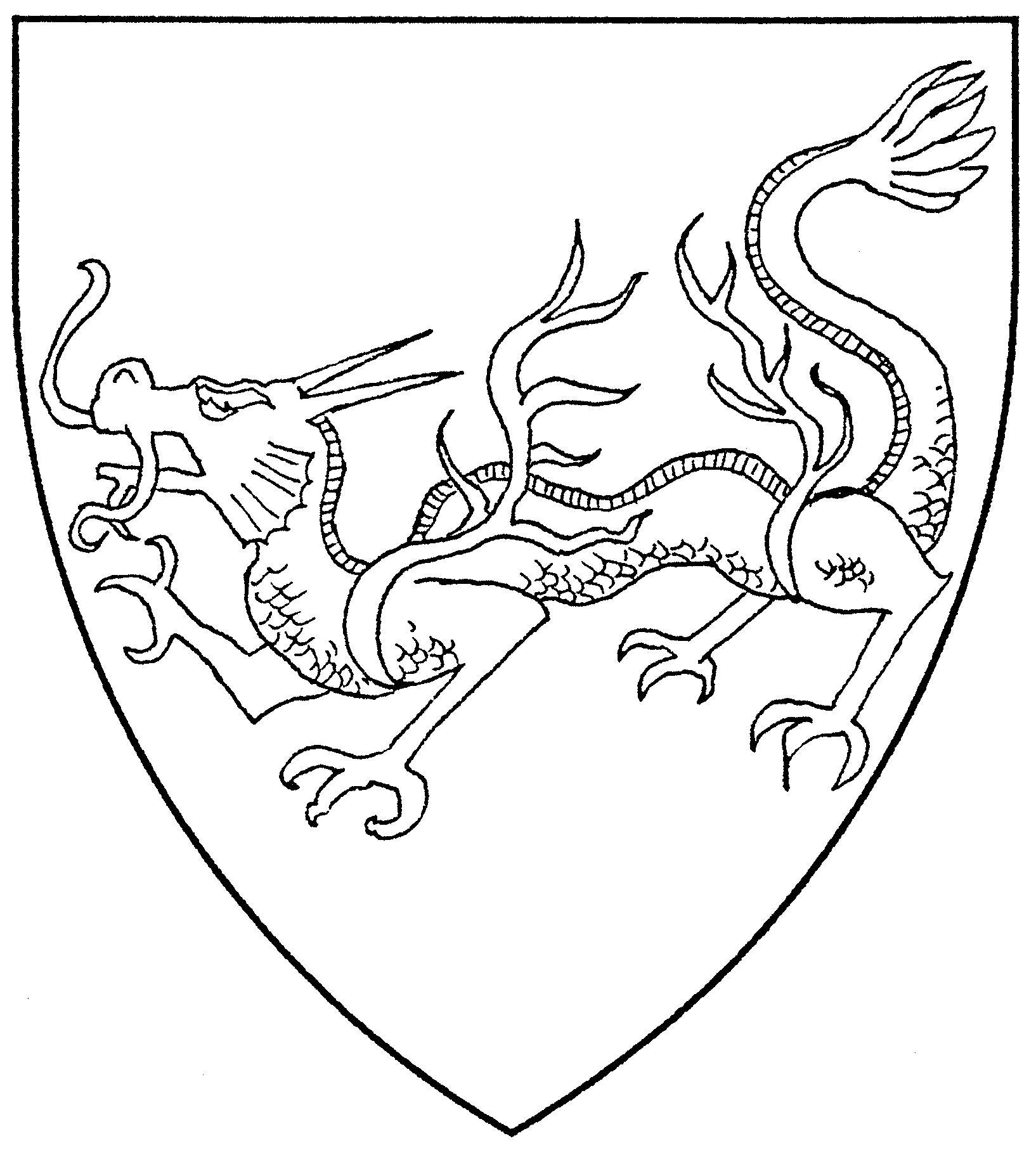 How to breed heraldic dragon - Oriental Dragon Passant Sfpp
