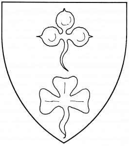 Trefoil (Period); shamrock (Accepted)
