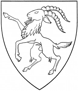 Goat clymant (Period)
