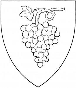 Bunch of grapes (Period)