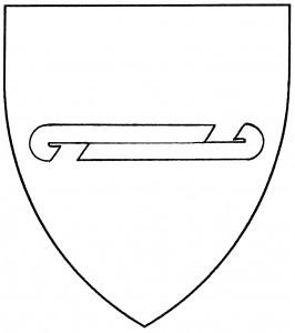 Grozing iron fesswise (Period)
