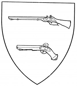 Arquebus (Accepted); pistol (Accepted)