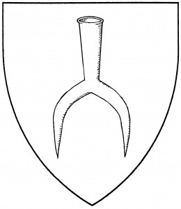 Crescent-shaped arrowhead (Period)