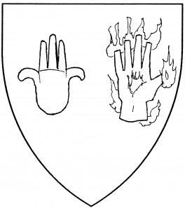 Hand of Fatima (Accepted); hand of glory (Disallowed)