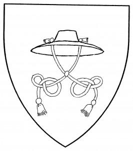 Cardinal's hat (Period)