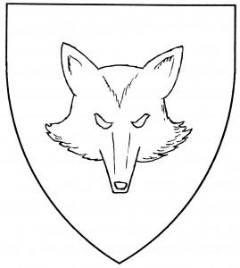 Fox's mask (Period)