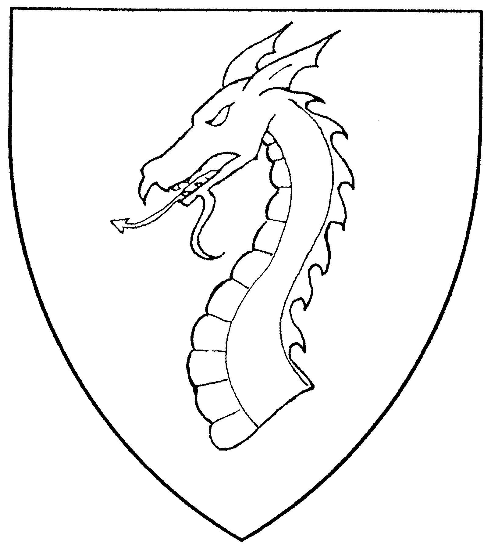 Dragon Heraldry: Dictionary Entries