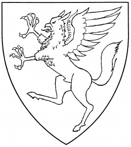 Hippogriff segreant (Period)