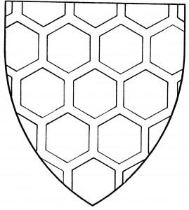 Honeycombed (Disallowed)