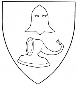 Executioner's hood (Accepted); teaching master's hood (Accepted)