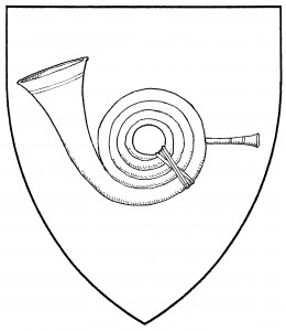 Spiral hunting horn (Accepted)
