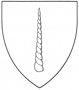 Unicorn's horn (Accepted)