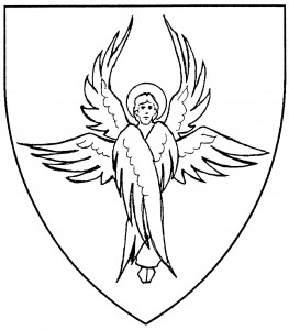 Standing seraph (Accepted)