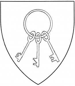 Ring of three keys (Period)