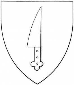 Kitchen knife (Period)
