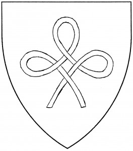 Hungerford (or Dacre) knot (Period)