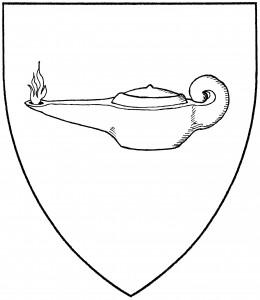 Arabic lamp, lit (SFPP)