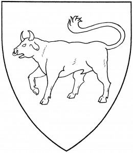Bull passant (Period)
