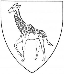 Camelopard trippant (Period)