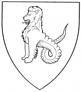 Lion-dragon (Period)
